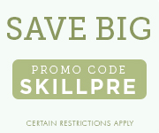 Save with promo code SKILLPRE